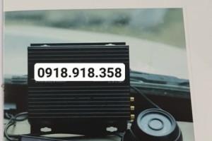 Lắp sớm camera giám sát hành trình: Trăm lợi không hại